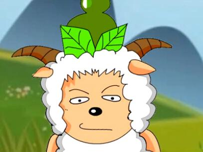 蠢爸爸25部 叫兽作品喜羊羊