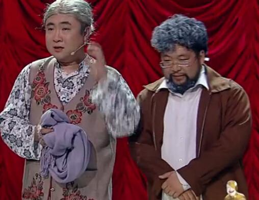 """欢乐喜剧人 :乔杉催泪演""""我们"""" 贾玲变TFgirls"""