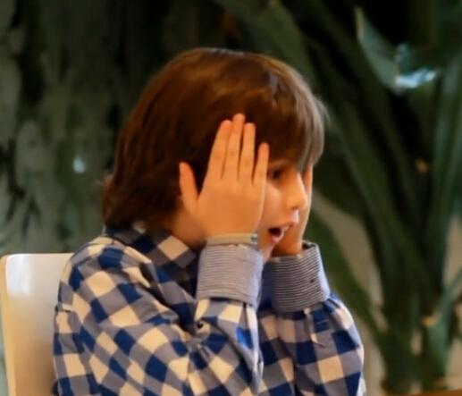 家庭幽默录像 会说话的粽子