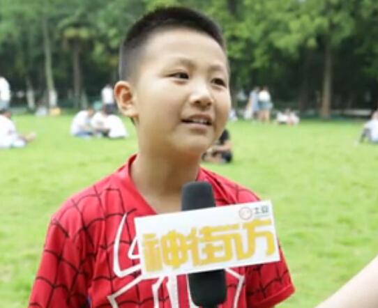 土豆神街访:第64期 中国孩子怎么看待同性婚姻?