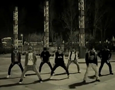 超炫街舞 鬼步舞教学基础舞步视频 街舞高手表演教程